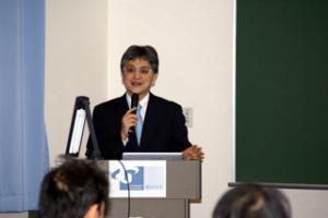 金沢大学がん進展制御研究所 大島教授