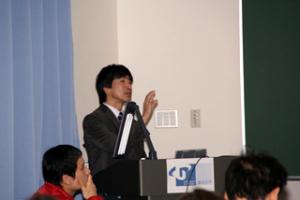 金沢大学がん進展制御研究所 源教授