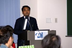 富山大学和漢医薬学総合研究所 Suresh特命助教