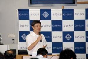 金沢大学がん進展制御研究所 鈴木教授
