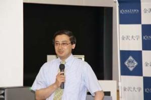 金沢大学がん進展制御研究所 高橋教授