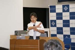 富山大学和漢医薬学総合研究所 柴原教授