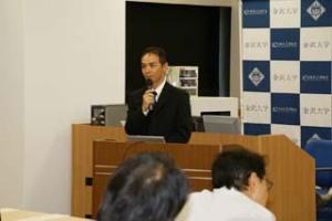 金沢大学がん進展制御研究所 酒井助教
